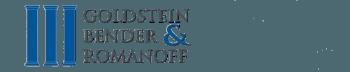 Goldstein Bender & Romanoff Logo